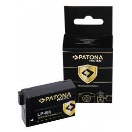 PATONA PROTECT akumulator Canon LP-E8