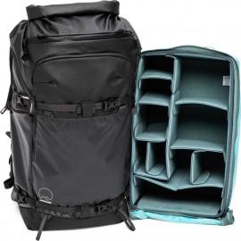 Plecak z wkładem Shimoda Action X70 Starter Kit - Black