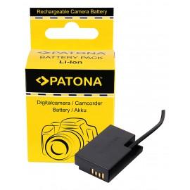 Patona Dummy Adapter baterii Canon Canon LP-E17 z D-Tap