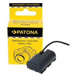 Patona Dummy Adapter baterii Canon Canon LP-E6N z D-Tap