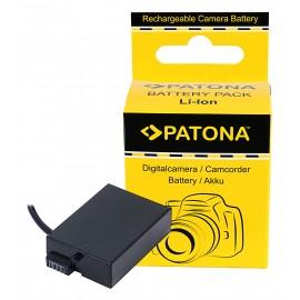 Patona Dummy Adapter baterii Canon LP-E8 LP-E8+ z D-Tap