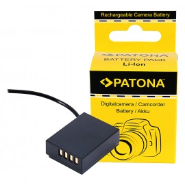 Patona Dummy Adapter baterii Fuji X-T3 z D-Tap