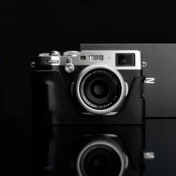 Half case GARIZ do Fuji X100F HG-X100FBK Czarny