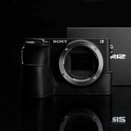 Half case GARIZ do Sony A6500 XS-CHA6500BK Czarny