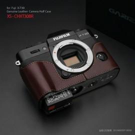 GARIZ XS-CHXT30-BR half case do Fujifilm X-T30 - brązowy