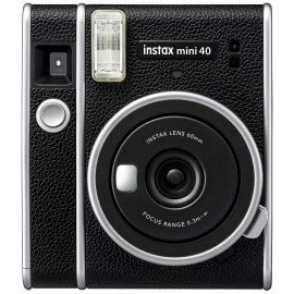 Aparat FujiFilm Instax Mini 40 - CZARNY