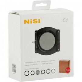 "NiSi Cinema C4 kit 4x4"" | 4x5.65"" - Uchwyt Filtrowy"