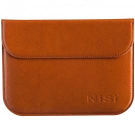"NiSi Cinema Filter Case 4x5.65"" - Etui na filtr - Brązowy"