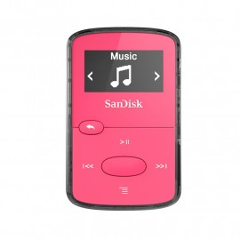 ODTWARZACZ SANDISK MP3 8 GB CLIP JAM – Różowy