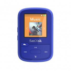 ODTWARZACZ SANDISK MP3 16GB CLIP SPORT PLUS – Niebieski