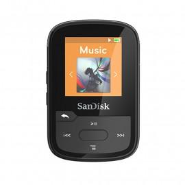ODTWARZACZ SANDISK MP3 16GB CLIP SPORT PLUS – Czarny