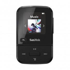 ODTWARZACZ SANDISK MP3 16GB CLIP SPORT GO – Czarny