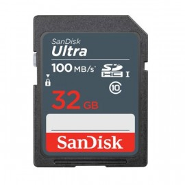 KARTA SANDISK ULTRA SDHC 32GB 100MB/s