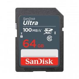 KARTA SANDISK ULTRA SDXC 64GB 100MB/s
