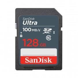 KARTA SANDISK ULTRA SDXC 128GB 100MB/s