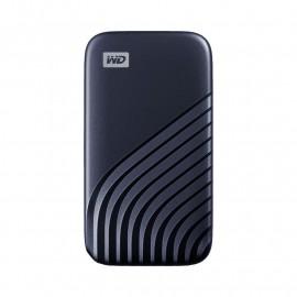 DYSK PRZENOŚNY WD My Passport SSD 500GB Midnight Blue