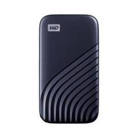 DYSK PRZENOŚNY WD My Passport SSD 1TB Midnight Blue (1050/1000 MB/s)