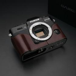 Half case GARIZ do Fuji X-T10 / X-T20 XS-CHXT10BR Brązowy