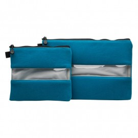 Zestaw pokrowców TENBA Tools Gear Pouch ( 2 pack) Blue