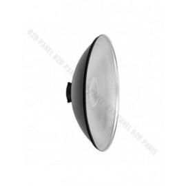 GlareOne Czasza Beauty Dish 56cm, srebrna