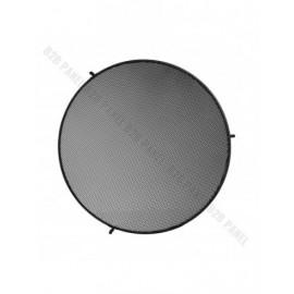 GlareOne Plaster miodu , grid do czaszy beauty dish 56cm