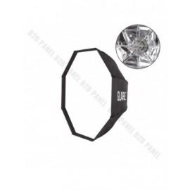 Softbox oktagonalny GlareOne szybki montaż Easy Fold 120cm - mocowanie bowens