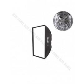 Softbox prostokątny GlareOne szybki montaż Easy Fold 60x90cm - mocowanie bowens