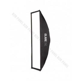 Softbox prostokątny - strip GlareOne Strappo 40x180cm - mocowanie bowens