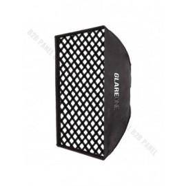 Plaster miodu, GlareOne Grid x5 do softboxów strip 60x90cm