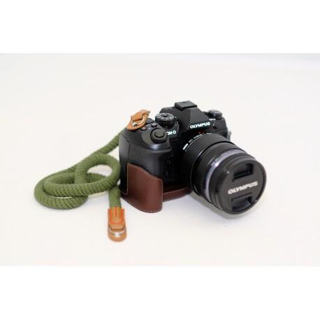 Chwalebne Pasek do aparatu C&S Strap LONG (zielony) - Sklep fotograficzny QL95