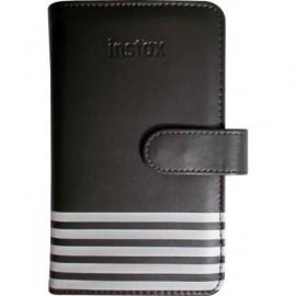 Album FujiFilm Instax Mini 11 Striped Charcoal Gray - SZARY - 72 zdjęcia