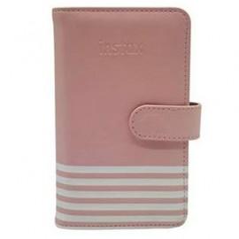 Album FujiFilm Instax Mini 11 Striped Blush Pink - RÓŻOWY - 72 zdjęcia
