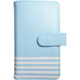 Album FujiFilm Instax Mini 11 Striped Sky Blue - NIEBIESKI 108 zdjęć