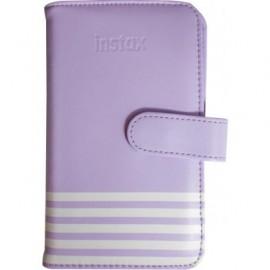 Album FujiFilm Instax Mini 11 Striped Lilac Purple - FIOLETOWY - 72 zdjęcia