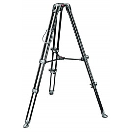 Manfrotto Statyw Video Twin Telescopic