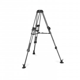 Manfrotto Statyw 645 Carbon Fast Twin Leg - środ rozp