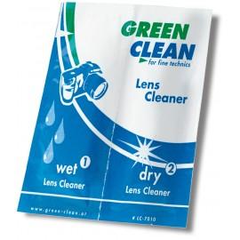 Green Clean Zestaw ściereczki mokra + sucha - 100 kpl. (GCLC-7010-100)