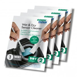 Green Clean Szpatułki Full Frame - 25 kpl. mokra + sucha (GCSC-6060-25)