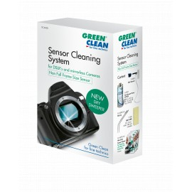 Green Clean Zestaw do czyszczenia matryc - Non Full Frame (GCSC-6200)