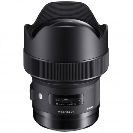 Obiektyw SIGMA ART 14mm F/1.8 DG HSM