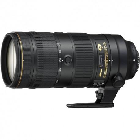 Obiektyw AF-S NIKKOR 70-200mm f/2.8E FL ED VR
