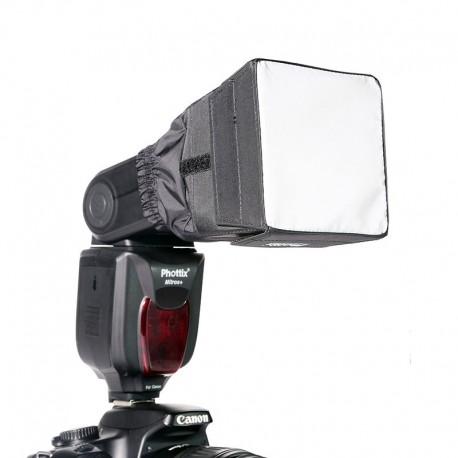 Phottix Mini Softbox na lampy reporterskie