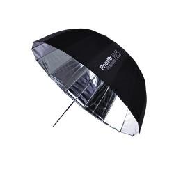 Parasol fotograficzny Phottix Premio Reflective 120cm Srebrny