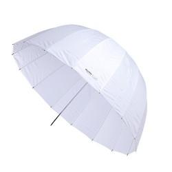 Parasol fotograficzny dyfuzyjny Phottix Premio Shoot-through 85cm biały