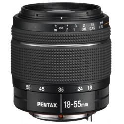 Obiektyw Pentax smc DA 18-55 mm f/3.5-5.6 AL WR