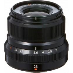 Obiektyw FUJIFILM FUJINON XF 23mm F2.0 R WR - Wypożyczalnia