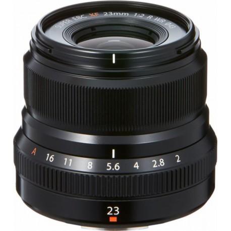 Fuji FUJINON XF 23mm F2.0 R WR czarny
