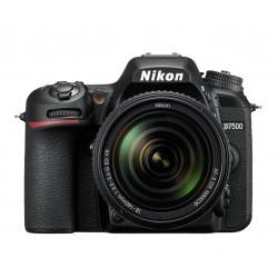 Lustrzanka NIKON D7500 + AF-S DX NIKKOR 18-140 VR + torba Nikon CF-EU11