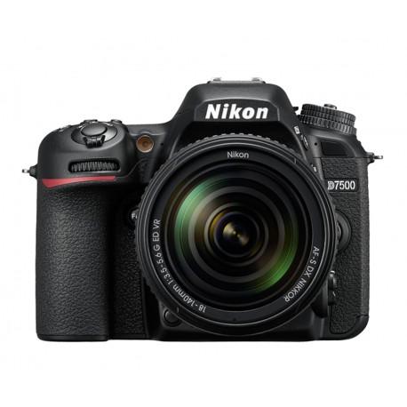Aparat cyfrowy NIKON D7500 AF-S DX 18-140 VR