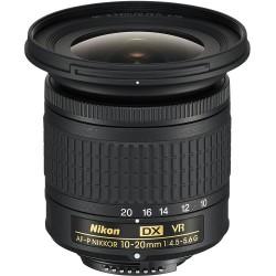 Obiektyw AF-P DX NIKKOR 10-20mm f/4.5-5.6G VR - CASHBACK 215zł !